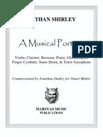 A Musical Portrait