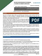 133765_Padrão de Respostas (Direito Constitucional)