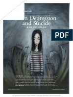 Teen Depression and Suicide a Silent Crisis.9