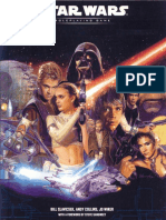 Collectors Checklist - West End Games Starwars d6