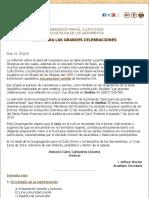 Guía para las grandes celebraciones (13 de junio de 2014) - Congregación para el Culto Divino y la D