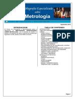 Bibliografia Especializada Sobre Metrologia - Indecopi