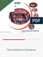 5.- Traumatismos Dentarios (1)