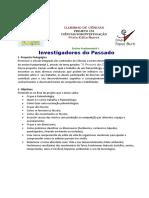 Csi Fund 1- Projeto Dinossauros
