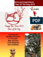Reflections and Aspirations For The Year Of The Dog 2018.ppt