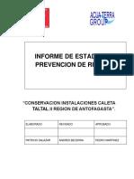 Informe Final de Prevencion de Riesgos
