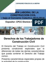 LABORAL CONSTRUCTORAS
