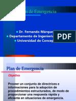 7 Respuesta Planes de Emergencias