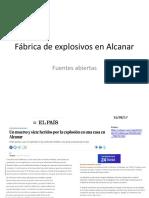 2017 08 16 Fabrica de Explosivos Alcanar