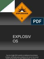 Explosivos presentacion
