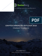 Swissborg Cryptocurrencies Outlook 2018