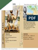 Cartão Bíblico ABEL