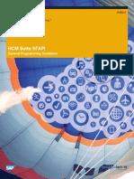 SuccessFactors HCM Suite SFAPI Handbook En