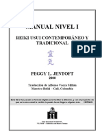 Jentoft, Peggy - Reiki usui contemporáneo y tradicional (Manual nivel I) [Versión 1]