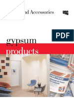 Us Gypsum Corp. Gypsum Products