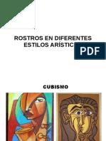 Rostros en Arte