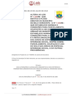 Lei Ordinaria 9959 2010 Belo Horizonte MG Consolidada