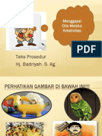 Power Point Teks Prosedur