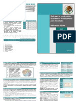 Guía para la construcción de la Matriz de Indicadores para Resultados (MIR)
