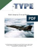 C Type Plan Depron