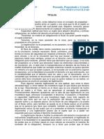 Apuntes de Titulos de Credito Tomados en Clases Del Honorable Dr. Lavigne de La UNLP.
