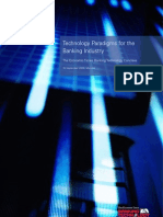 Technology Paradigms for the Banking Industry
