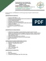 Contoh Administrasi Sekolah Berdasarkan 8 Standar Pendidikan