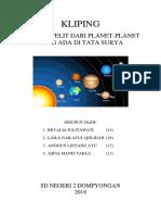 satelit tata surya