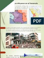 Terremoto en Pisco - Nazca