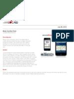 Mobile Marketing Case Study