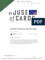 (14) Australia's Economy is a House of Cards _ LinkedIn