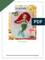 Ariel Sirenita Español