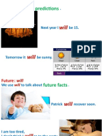 Future Tenses Grammar Guides 54246