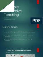 culturally responsive teaching 2016