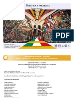 Diplomado Política y Sociedad  Avances y déficits de la representación democrática en México