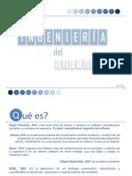 00 Presentacion IngenieriaDelSoftware II ConductaDeEntrada