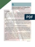 CHILE 010 Aspectos Tributarios de Gastos Por Cierre de Faenas Mineras