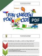 Ingles Primero y Preescolar