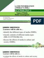 4. Types of Media