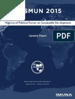 HLPF Update Paper