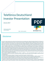 201701 TEF D Investor Presentation