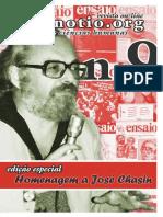 Verinotio Especial Jose Chasin