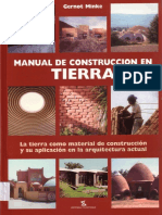 Manual Construccion en Tierra - Minke