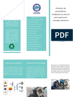 folleto pirolisis