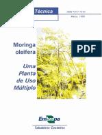Cpatc Documentos 9 Moringa Oleifera Uma Planta de Uso Multiplo Fl 13127a