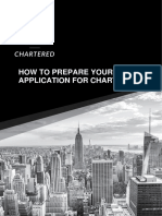 Chartered How to Guide for Web