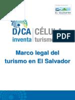Publicacion Noviembre 2013 Marco Legal Del Turismo en El Salvador (2)