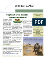 September is Suicide Prevention Month.