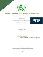 AP6 AA2 Ev2 Construccion de Elementos de Programacion Para El Proyecto de Formacion LARRY SALDARRIAGA
