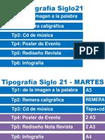 TIPOMETRIA 2016siglo21